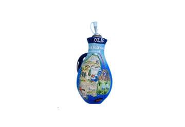 Immagine di Bottiglia porta olio Sardegna