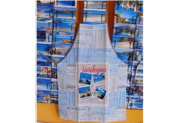 Immagine di Grembiule Sardegna con cornice