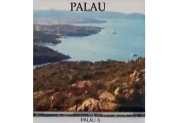 Immagine di Magnete Ceramica Palau 5x5cm