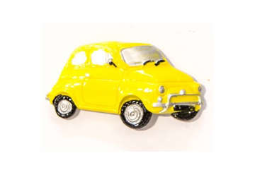 Immagine di Magnete Cinquecento Fiat in resina