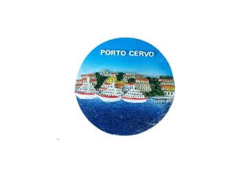 Immagine di Magnete teondo resina Porto Cervo