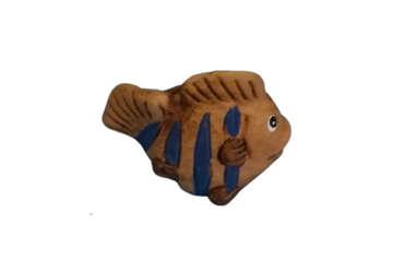 Immagine di Pesce ceramica piccol 5,5x4x5,5cm