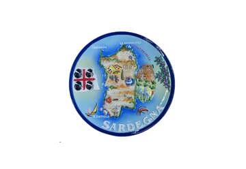 Immagine di Piatto Sardegna 15cm