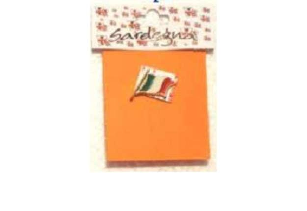 Immagine di Spilla metallo bandiera Italia