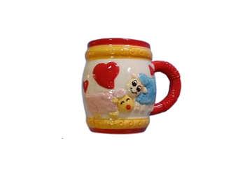 Immagine di Tazza Pecora multicolor in ceramica