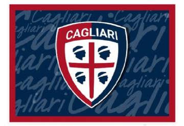Immagine di Bandiera 100x140cm Cagliari 1920 mod.009