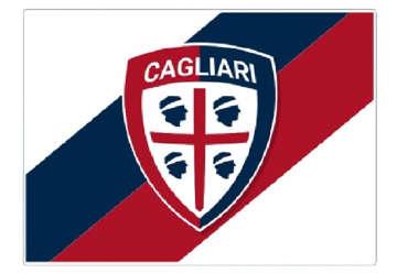 Immagine di Bandiera50x70cm Cagliari 1920 mod.001