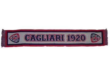 Immagine di Sciarpa in jacquard mod.001 Cagliari 1920