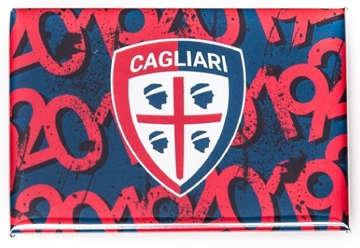"""Immagine di Magnete stampato """"data e logo"""" Cagliari 1920"""