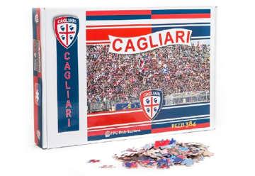 "Immagine di Puzzle ""curva nord"" 384pz Cagliari 1920"