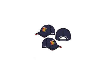 Immagine di Cappello Genoa team 14 visiera lotto