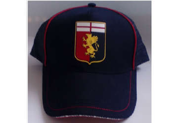 Immagine di Cappello Genoa team 16 visiera lotto