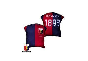 Immagine di Cuscino T-Shirt Genoa 1893