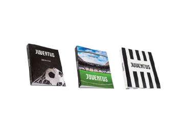 Immagine di Raccoglitore ad anelli A4 maxi Juventus Soccer
