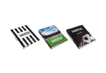 Immagine di Raccoglitore ad anelli A4 maxi Juventus Soccer PP