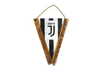 Immagine di Gagliardetto triangolare Juventus