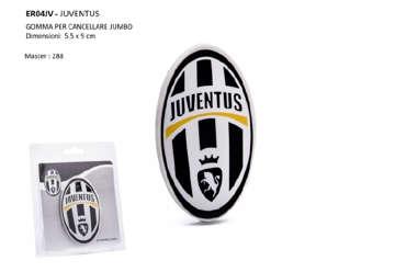 Immagine di Gomma jumbo Juventus vintage