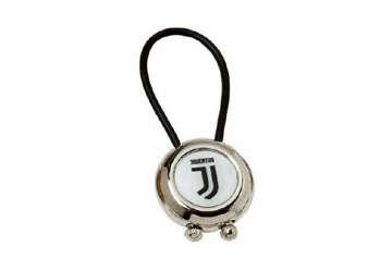 Immagine di Portachiavi bottone Juventus