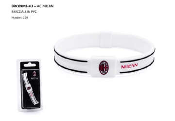Immagine di BRACCIALE  IN PVC MILAN