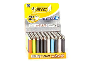 Immagine di Bic accendino J26 Maxi 50pz
