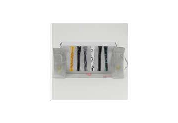 Immagine di Bocchino fashion acrilico 8mm in confezione
