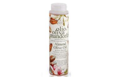 Immagine di Bagno doccia - Mandorla & Olio d'oliva - Flacone 300ml