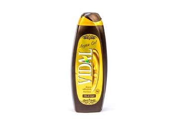 Immagine di Vidal bagno schiuma olio di argan 500ml
