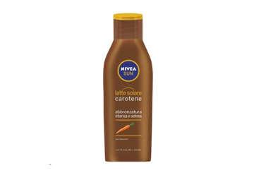 Immagine di Nivea latte solare carotene 200ml