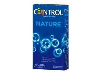 Immagine di Control profilattico nature 6pz