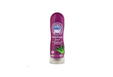 Immagine di Durex massage 2in1 Aloe vera 200ml