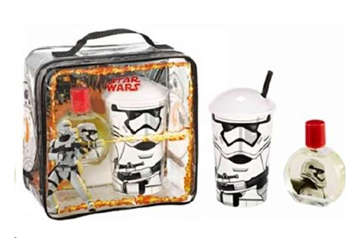 Immagine di Star wars zainetto eau de toilette 50ml + borraccia