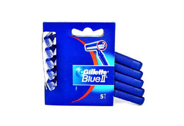 Immagine di Gillette blue II lame 5pz
