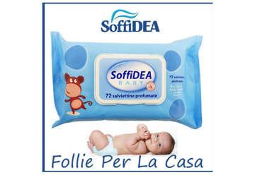 Immagine di Salviettine baby soffidea pop-up 72pz