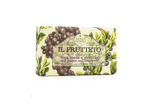 Immagine di Il Frutteto 250g - Uva rossa e Mirtillo