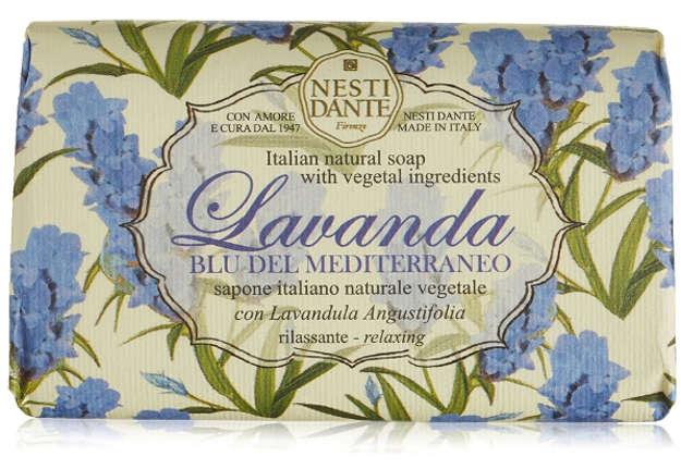 Immagine di Lavanda soap 150g - Lavanda  Blu del Mediterraneo