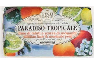 Immagine di Paradiso tropicale 250g - Lime di Tahiti & Scorza di Mosambi