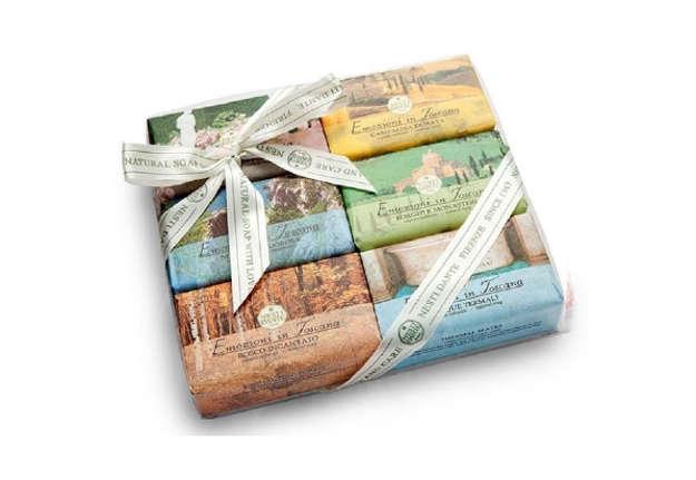 Immagine di Confezione regalo - Emozioni in Toscana  6x150g