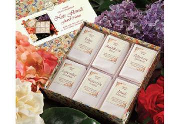 Immagine di Confezione regalo - Note floreali 6x100g