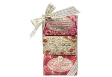 Immagine di Confezione regalo le rose 3x150g