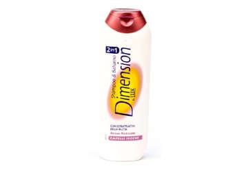Immagine di Shampoo Dimension 2in1 capelli secchi 250ml