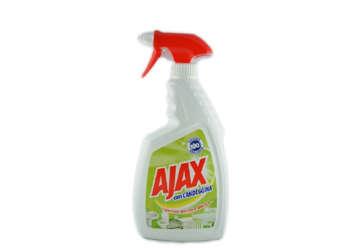 Immagine di Sgrassatore Ajax spray 750ml con candeggina igienizzante