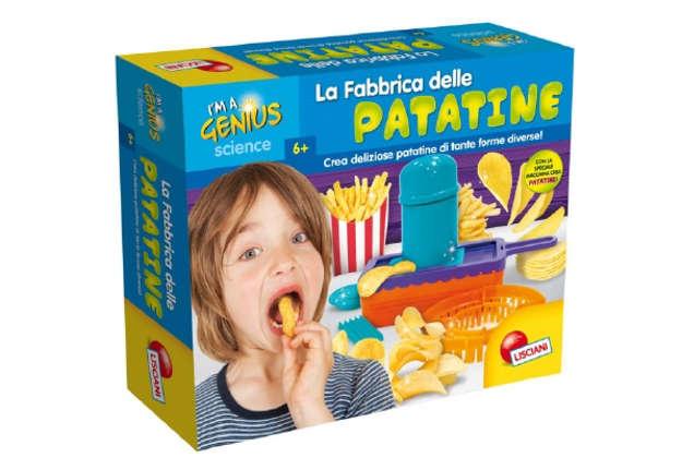 Immagine di I'm a genius - Patatine party