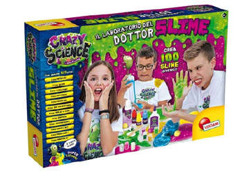Immagine di Crazy science - Il grande laboratorio del dottor slime