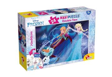 Immagine di Puzzle supermaxi 24 Frozen