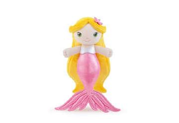 Immagine di Bambola Sirena rosa S