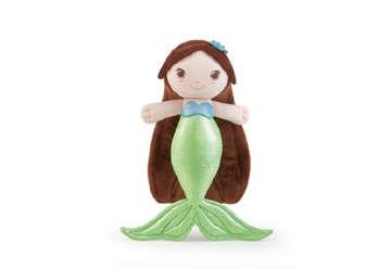 Immagine di Bambola Sirena verde S