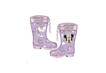 Immagine di Stivaletti pioggia Minnie con Unicorno tg.26