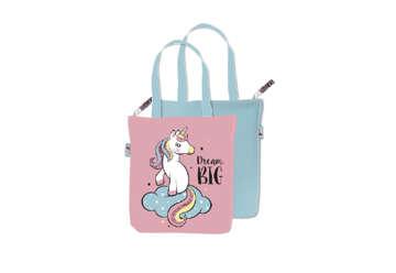 Immagine di Unicorn Borsa Shopping 29x34x7cm