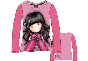 Immagine di Santoro T-shirt 14 anni Ladybird maniche lunghe