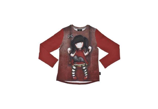 Immagine di Santoro T-shirt 12 anni Ruby maniche lunghe